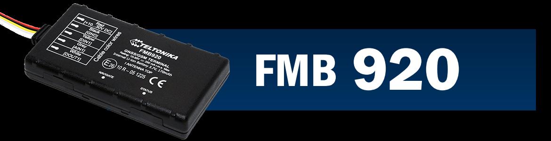 GPS-трекер FMB 920