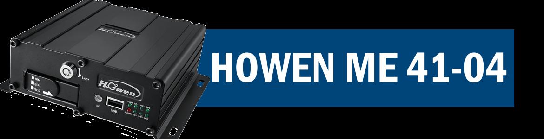 Видеорегистратор Howen ME41-04